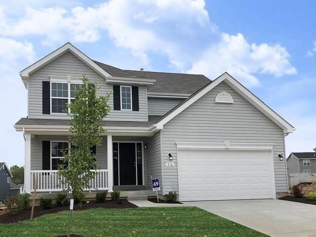 3391 Arbor Gardens Court, Bridgeton, MO 63044 (#20055698) :: The Becky O'Neill Power Home Selling Team