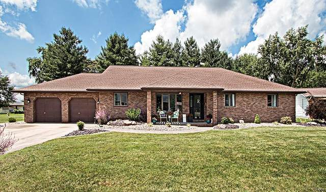 1251 Sunset Drive, BREESE, IL 62230 (#20055701) :: The Becky O'Neill Power Home Selling Team