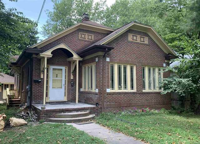 102 N Springer Street, CARBONDALE, IL 62901 (#20055703) :: The Becky O'Neill Power Home Selling Team