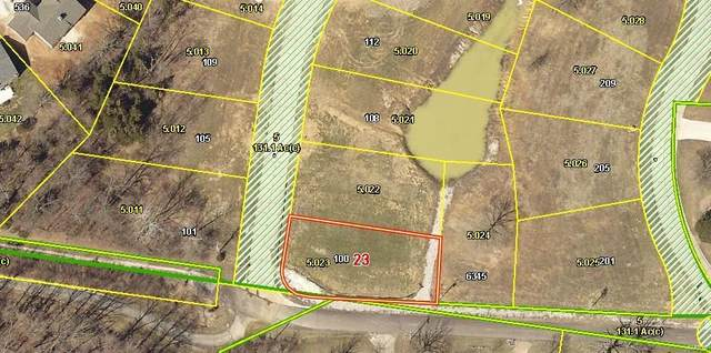 100 Wildflower (Lot #13) Lane, Troy, MO 63379 (#20055728) :: St. Louis Finest Homes Realty Group
