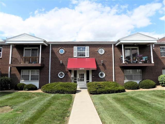 10311 Forest Brook Lane C, St Louis, MO 63146 (#20055733) :: Clarity Street Realty