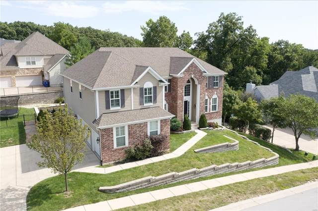 16629 Wycliffe Place Drive, Wildwood, MO 63005 (#20055737) :: Parson Realty Group