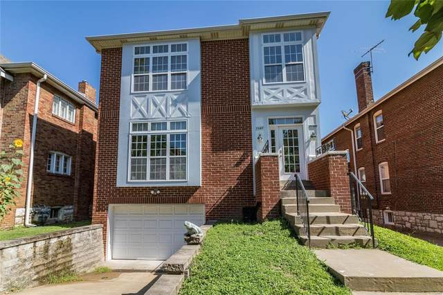 7147 Dartmouth Avenue 2FL, St Louis, MO 63130 (#20055742) :: The Becky O'Neill Power Home Selling Team