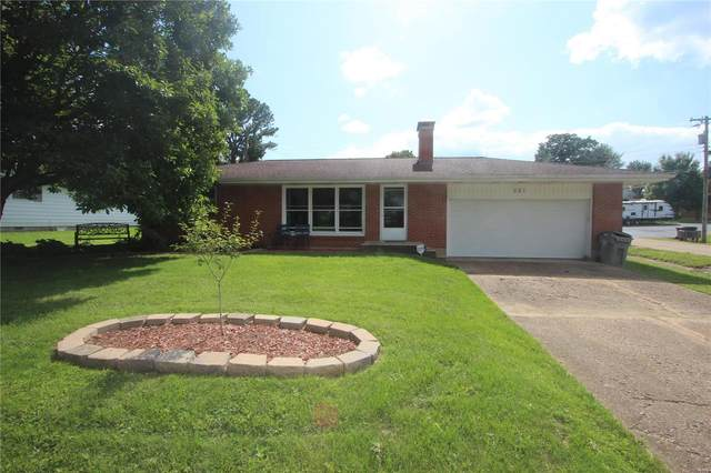 821 Sherwood, Bismarck, MO 63624 (#20055758) :: The Becky O'Neill Power Home Selling Team
