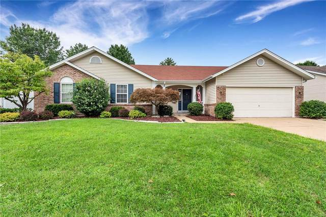 2810 Spruce Ridge Court, Saint Charles, MO 63303 (#20055763) :: The Becky O'Neill Power Home Selling Team