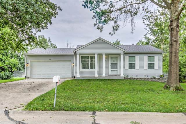 2310 Mariposa Drive, O'Fallon, MO 63368 (#20055774) :: The Becky O'Neill Power Home Selling Team