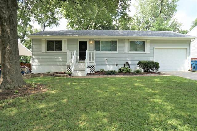 10143 Florinda Drive, St Louis, MO 63123 (#20055777) :: The Becky O'Neill Power Home Selling Team