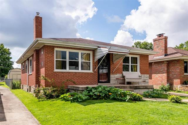 7122 Whaley, St Louis, MO 63116 (#20055796) :: Clarity Street Realty
