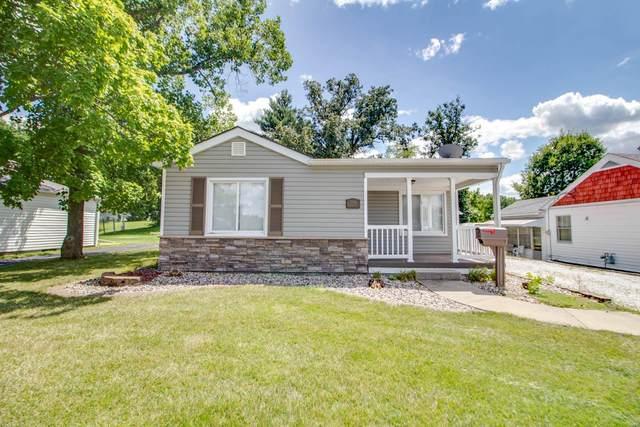 204 Snedeker Street, Jerseyville, IL 62052 (#20055798) :: The Becky O'Neill Power Home Selling Team