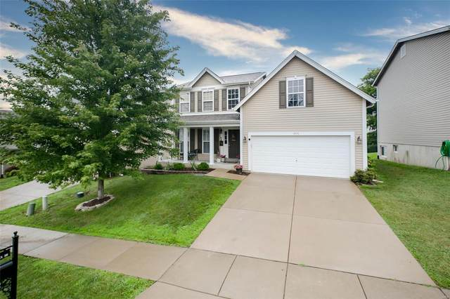 4331 Magoffin Trails, St Louis, MO 63129 (#20055812) :: The Becky O'Neill Power Home Selling Team
