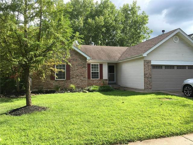1380 Hunters Hollow Court, Eureka, MO 63025 (#20055814) :: The Becky O'Neill Power Home Selling Team