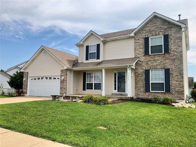 1403 Amber Wave Drive, O'Fallon, MO 63366 (#20055875) :: The Becky O'Neill Power Home Selling Team