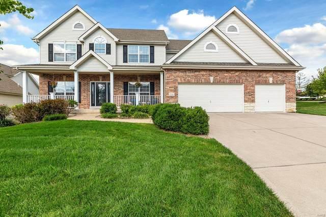 1161 Hidden Creek, O'Fallon, MO 63304 (#20055888) :: The Becky O'Neill Power Home Selling Team