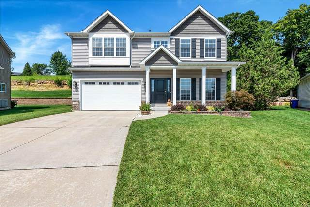 423 Hillington, Eureka, MO 63025 (#20055896) :: The Becky O'Neill Power Home Selling Team