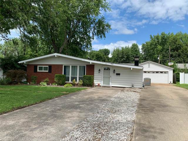 803 Amherst, East Alton, IL 62024 (#20055902) :: Fusion Realty, LLC