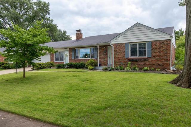 4 Valley Drive, Florissant, MO 63031 (#20055921) :: Clarity Street Realty