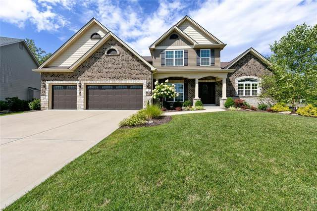 8 Log Hill Lane, Ballwin, MO 63011 (#20055924) :: The Becky O'Neill Power Home Selling Team