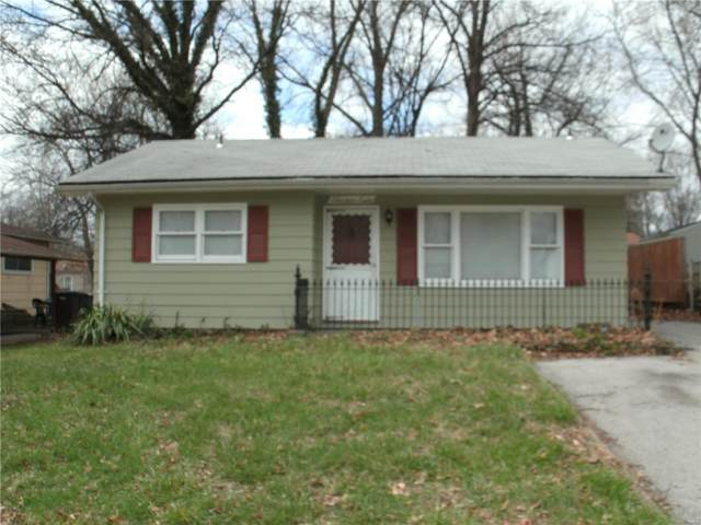 13 Cady, St Louis, MO 63135 (#20055938) :: The Becky O'Neill Power Home Selling Team