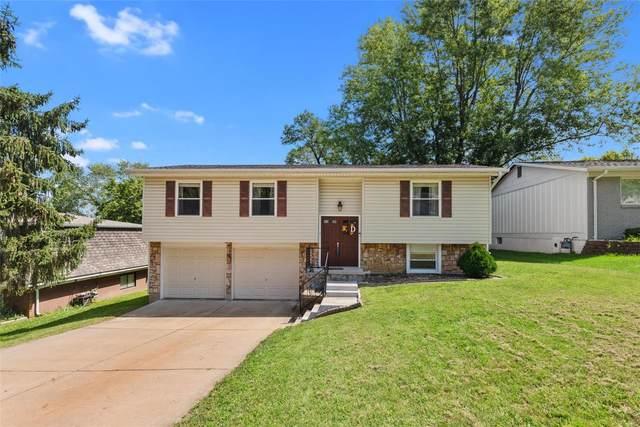 1132 Saratoga Drive, Saint Charles, MO 63303 (#20055939) :: The Becky O'Neill Power Home Selling Team