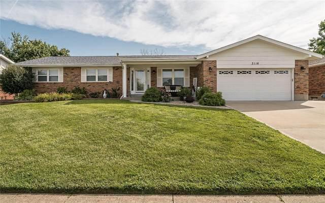 3116 Tally Ho Drive, Saint Charles, MO 63301 (#20055944) :: The Becky O'Neill Power Home Selling Team