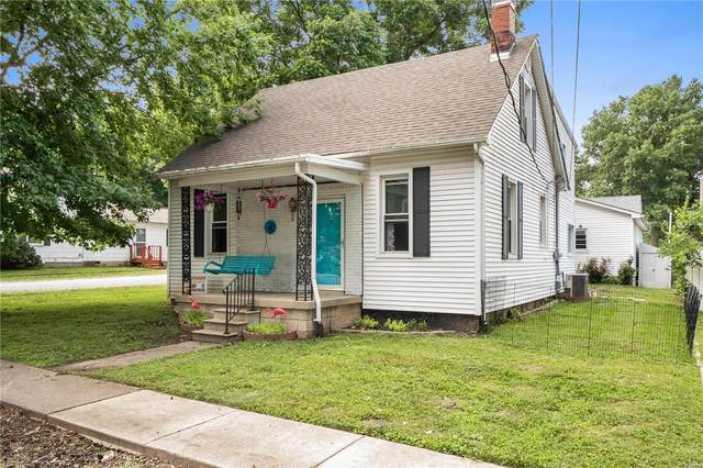 14 W Ash Street, New Baden, IL 62265 (#20055966) :: The Becky O'Neill Power Home Selling Team