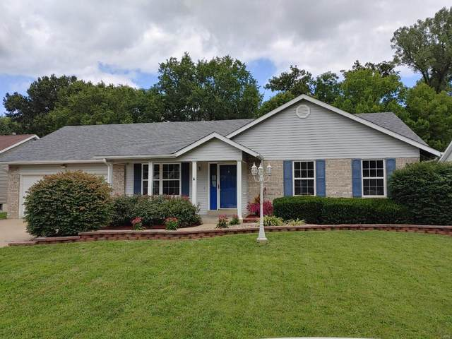 2435 Oak Forest, Troy, MO 63379 (#20055970) :: The Becky O'Neill Power Home Selling Team