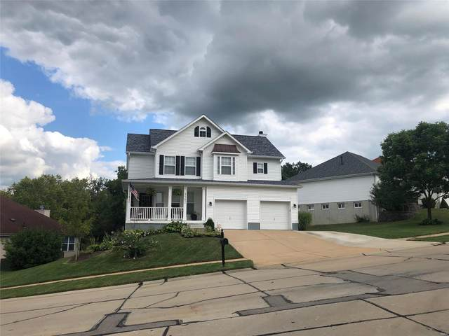 3582 Lakeview Heights Drive, St Louis, MO 63129 (#20056001) :: The Becky O'Neill Power Home Selling Team