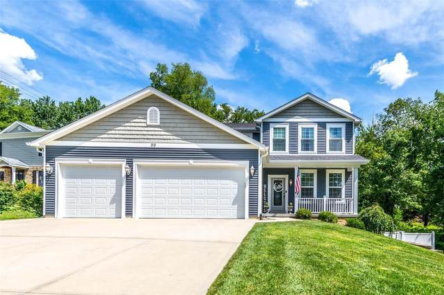 99 Ferndale Drive, Fenton, MO 63026 (#20056002) :: The Becky O'Neill Power Home Selling Team