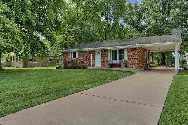 2114 E 5th Street, Washington, MO 63090 (#20056005) :: The Becky O'Neill Power Home Selling Team