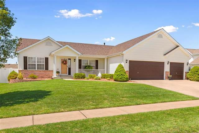 3905 Rocky Mound, Wentzville, MO 63385 (#20056023) :: Kelly Hager Group | TdD Premier Real Estate