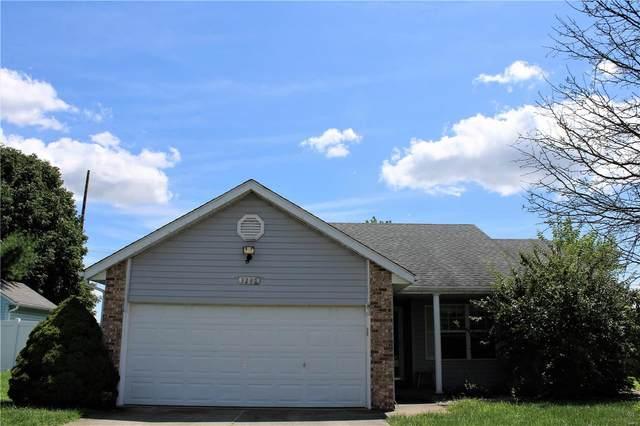 3299 Cedar Creek Court, Shiloh, IL 62221 (#20056040) :: Fusion Realty, LLC