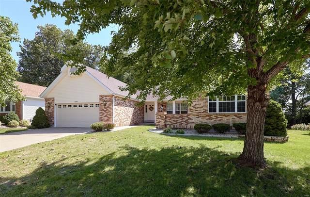 2144 Lee Ridge Drive, O'Fallon, MO 63368 (#20056045) :: The Becky O'Neill Power Home Selling Team