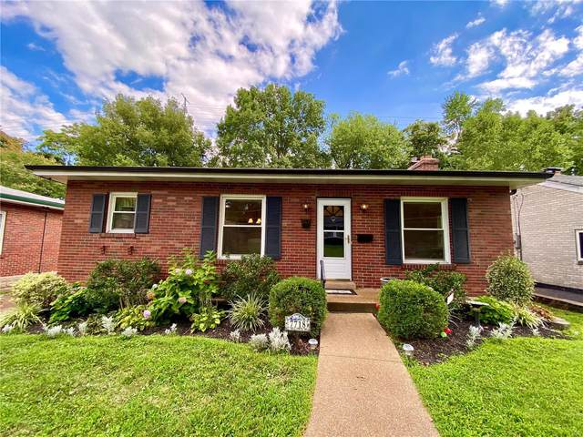 7718 Arlington Avenue, St Louis, MO 63119 (#20056057) :: The Becky O'Neill Power Home Selling Team