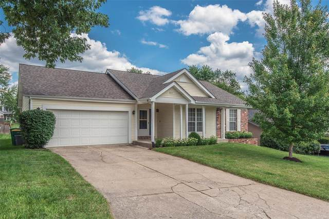 21 Brentmoor Court, Saint Charles, MO 63303 (#20056068) :: The Becky O'Neill Power Home Selling Team