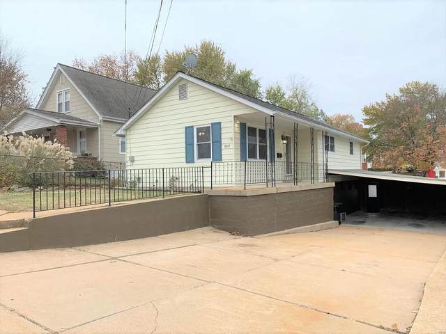 8019 Mathilda Avenue, St Louis, MO 63123 (#20056069) :: PalmerHouse Properties LLC