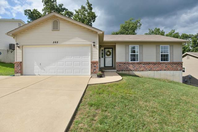 565 Conestoga Drive, House Springs, MO 63051 (#20056085) :: The Becky O'Neill Power Home Selling Team