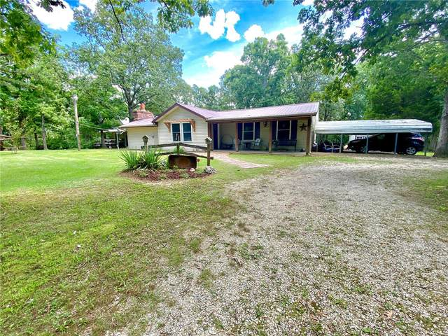 10243 Bismarck Ridge Road, Bismarck, MO 63624 (#20056086) :: The Becky O'Neill Power Home Selling Team