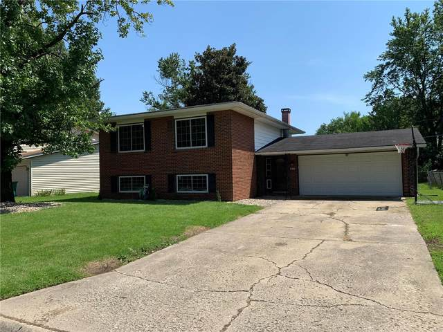 536 Lemans Way, Fairview Heights, IL 62208 (#20056173) :: The Becky O'Neill Power Home Selling Team