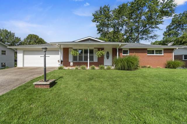 1201 Fairlane Drive, Cape Girardeau, MO 63701 (#20056174) :: The Becky O'Neill Power Home Selling Team