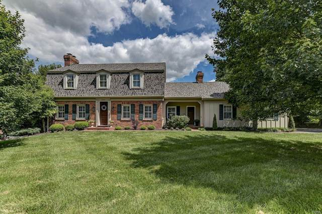 12609 Conway Road, Creve Coeur, MO 63141 (#20056188) :: The Becky O'Neill Power Home Selling Team