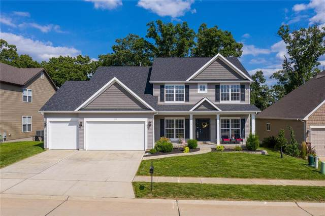 1298 Spring Lilly Drive, High Ridge, MO 63049 (#20056197) :: St. Louis Finest Homes Realty Group