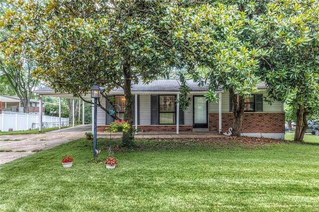 11943 Craig View Drive, St Louis, MO 63146 (#20056221) :: The Becky O'Neill Power Home Selling Team