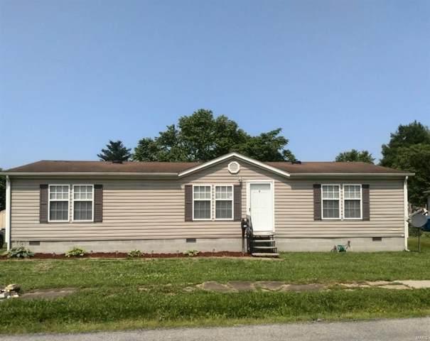 910 Newton Avenue, Johnston City, IL 62951 (#20056226) :: Fusion Realty, LLC