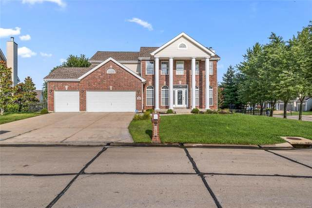 224 Meriwether Lewis, Dardenne Prairie, MO 63368 (#20056227) :: The Becky O'Neill Power Home Selling Team