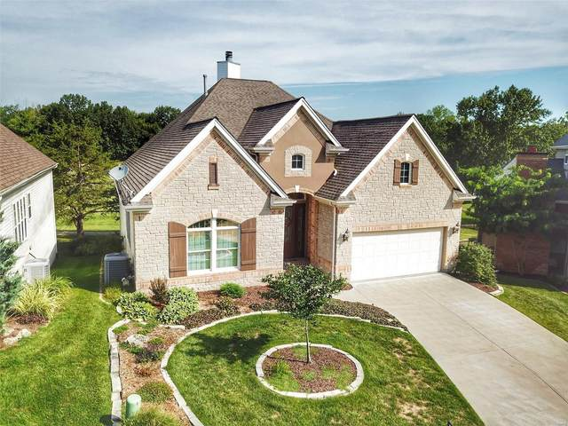 565 Fairway Oaks, Eureka, MO 63025 (#20056233) :: The Becky O'Neill Power Home Selling Team