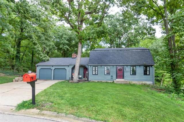 490 Oak Hill Drive, Lake St Louis, MO 63367 (#20056240) :: Kelly Hager Group | TdD Premier Real Estate