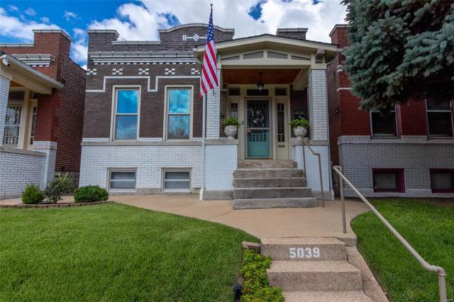 5039 Tennessee Avenue, St Louis, MO 63111 (#20056244) :: The Becky O'Neill Power Home Selling Team