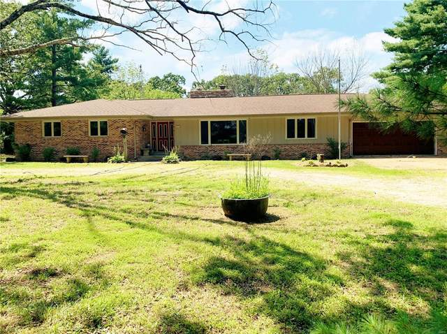 13225 County Road 5110, Rolla, MO 65401 (#20056252) :: The Becky O'Neill Power Home Selling Team