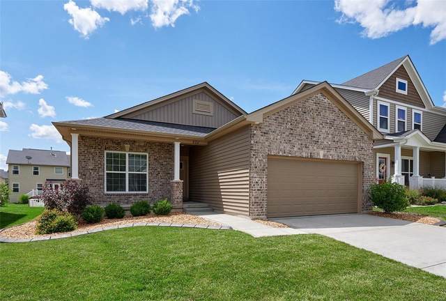 520 Country Landing Drive, Lake St Louis, MO 63367 (#20056286) :: Clarity Street Realty