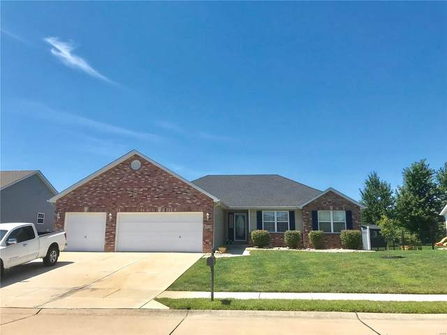 1939 Wellington Lane, Maryville, IL 62062 (#20056312) :: The Becky O'Neill Power Home Selling Team